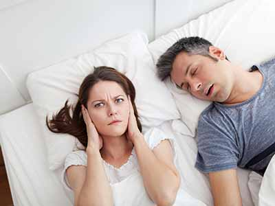 Dr. Kosta Adams and Dr. Kristen Adams take a light-hearted look at this common condition, then offer serious advice on snoring treatment for their patients in the Sacramento, CA area.