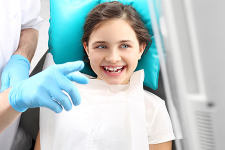 Dental Sealants and Fluoride for Children , Dr. Kosta J. Adams, Adams Dental Associates